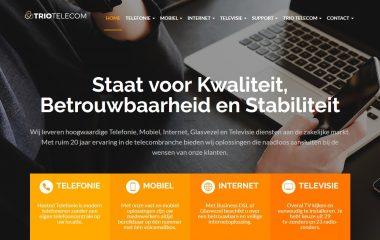 Eindelijk, onze vernieuwde is website online!